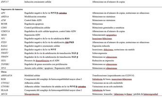 Genética y Genómica del cáncer gástrico - Capitulo VI en el libro Cáncer Gástrico en el Ecuador