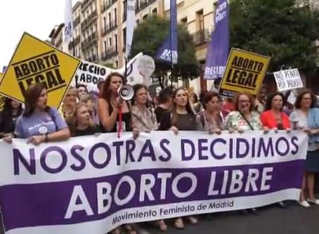 El aborto postergado en el Ecuador