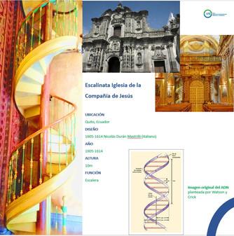 Día del ADN 2019: Formas genéticas en la arquitectura (prepint)