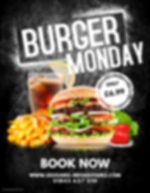 Copy of Burger Special Flyer - Made with