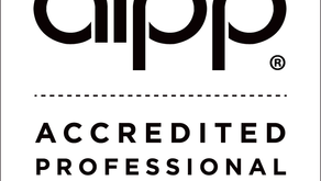 Yay! AIPP Accredited Professional Photographer!