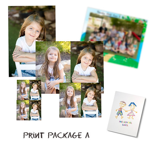 Print Package A