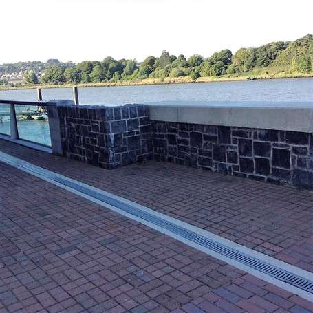 Waterford Flood Wall