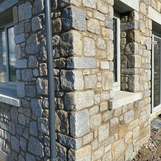 Tumbled Granite