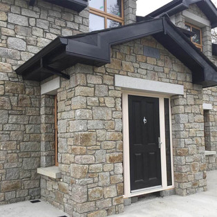 Granite Stone House