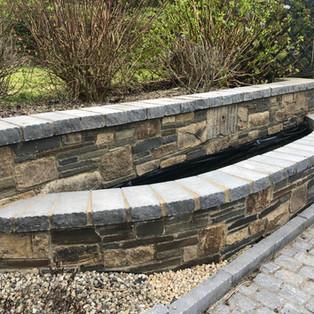 Limestone Wall Capping