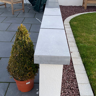 Limestone Capping