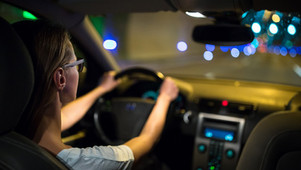 How to Stay Safe While Driving at Night | Acuity