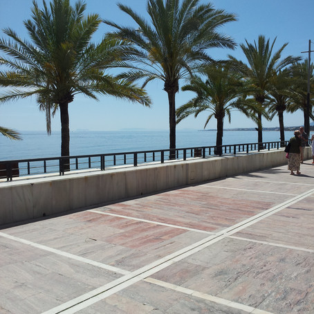 My Journey to Spain
