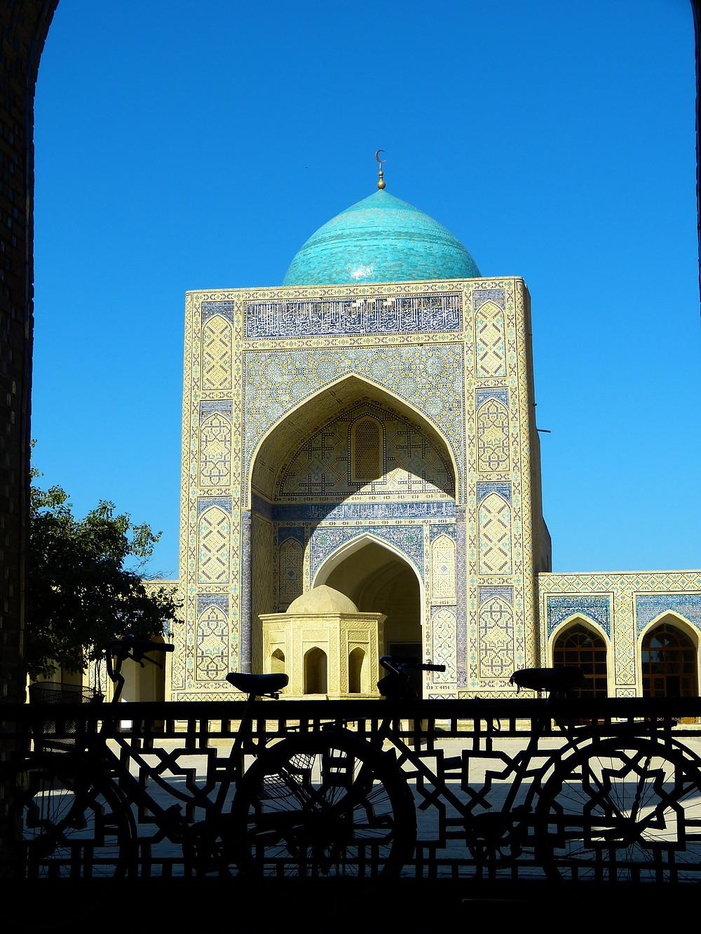 Bukhara Mosque, Uzbekistan
