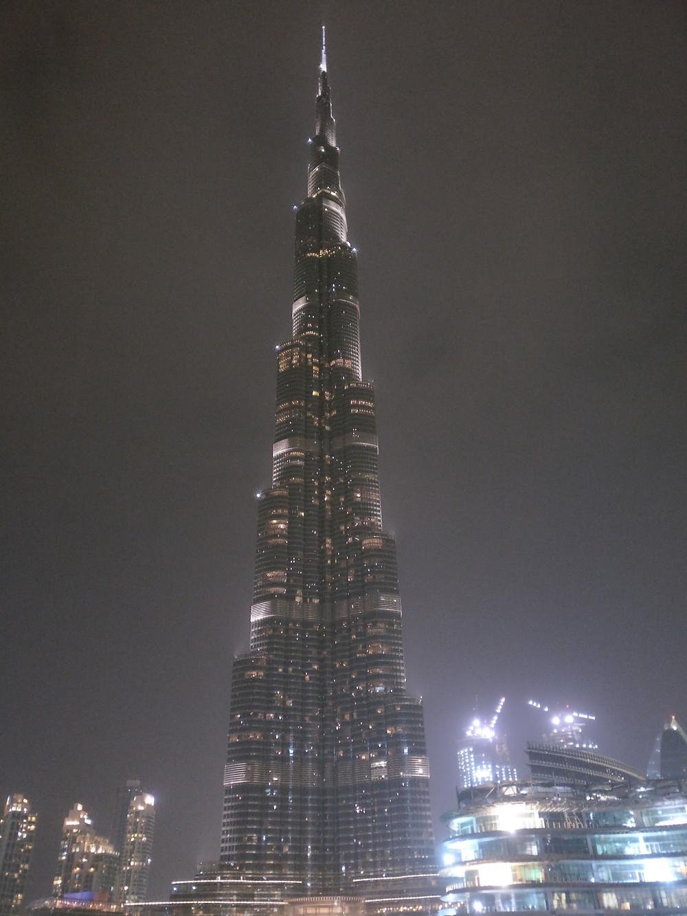 Burj Khalifah, Dubai, UAE