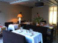 Restaurant gastronomique, cuisine du marché, frais, Flers, Traiteur
