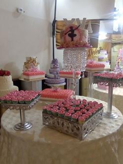 pastel quequitos