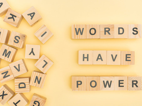 Our Words are Energy