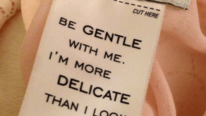 Being Gentle with Ourselves
