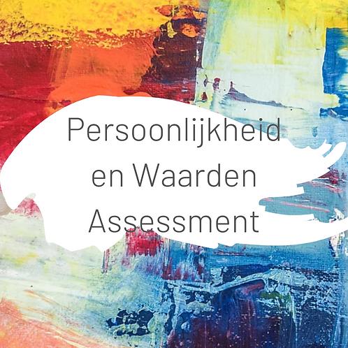 Persoonlijkheid en Waarden Assessment