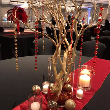 PSCU Fire and Ice Christmas holiday party