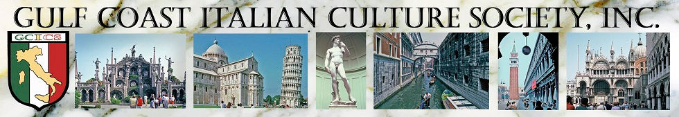 Gulf Coast Italian Culture Society_ Header