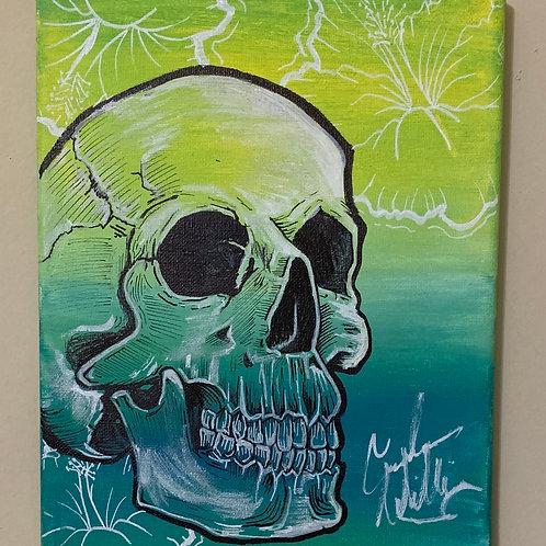 Hawaiian Skull