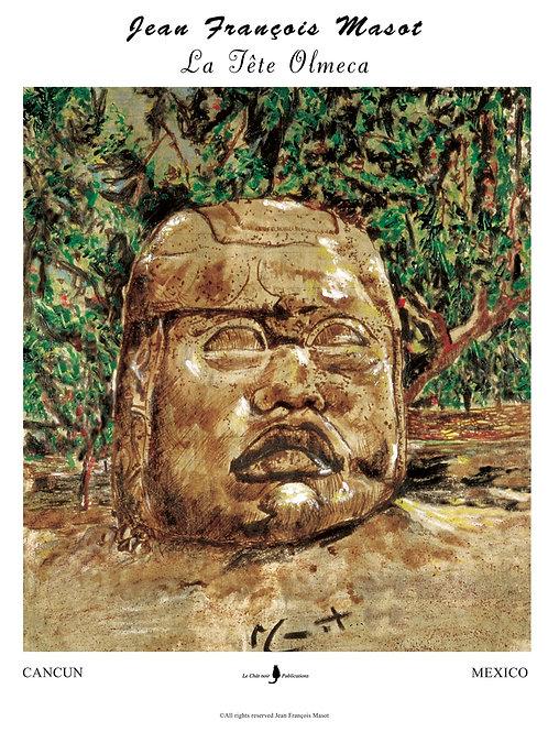 La Tête Olmeca