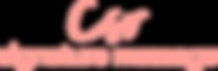 CSR Signature Massage logo