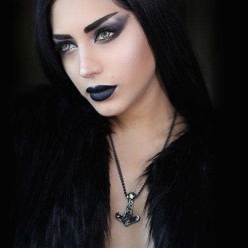 Raven Hammer Pendant