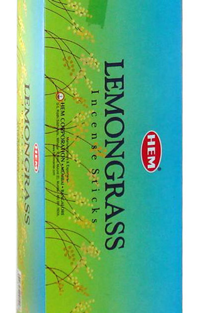 Lemongrass Incense Sticks 20