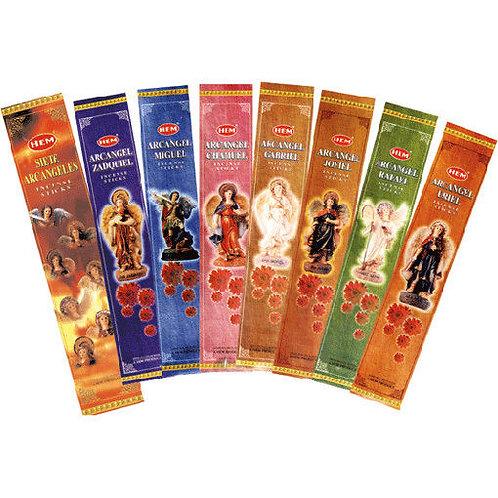 Seven Archangels Incense Sticks