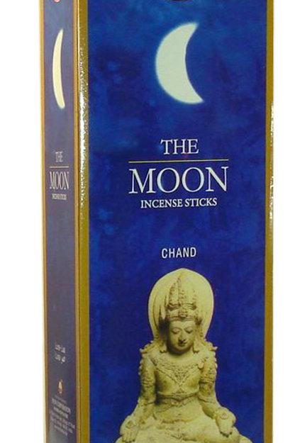 The Moon 20 HEM Incense Sticks