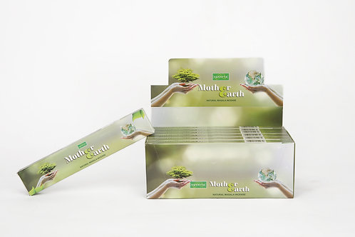 Nandita Mother Earth 12 Incense Sticks
