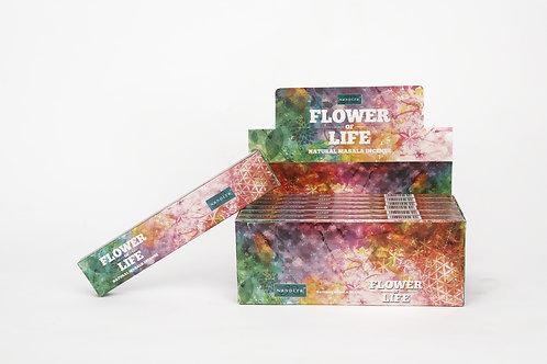 Nandita Flower of Life 12 Incense Sticks