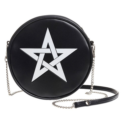 Magical Purse with Pentagram of Protection