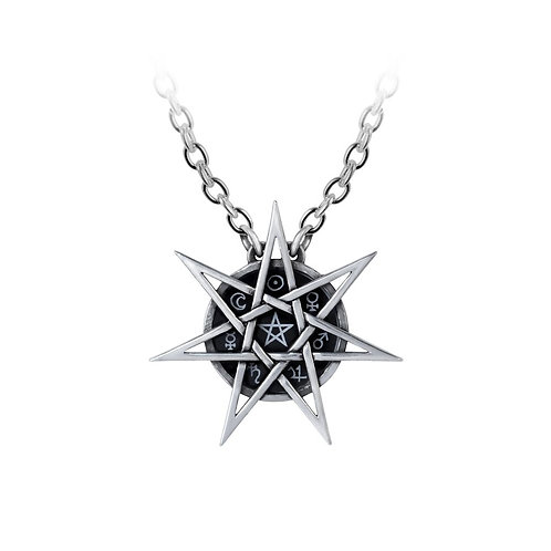 The Elven Star Necklace