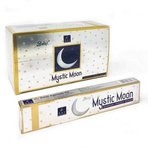 Balaji Mystic Moon 12 incense sticks