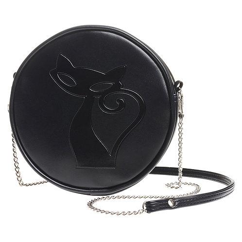 Little Black Cat Magick Bag