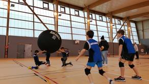 Week-end sportif pour nos juniors et nos joueuses.