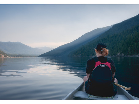 Kootenay Road Trip 2020 Scenes: The Smooth Waters of Slocan Lake