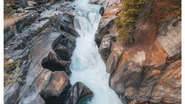 Kootenay Road Trip 2020 Scenes: Rivers and waterfalls