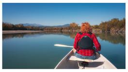 Kootenay Road Trip 2020 Scenes: Canoeing on the Columbia River