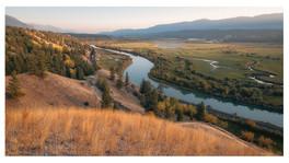 Kootenay Road Trip 2020 Scenes: Golden Light in the Columbia Valley
