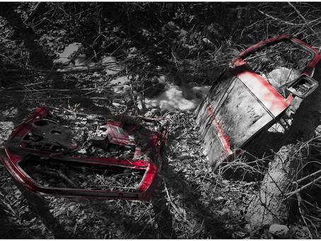 Death of a Dream I: The Cherry Red Pickup Truck