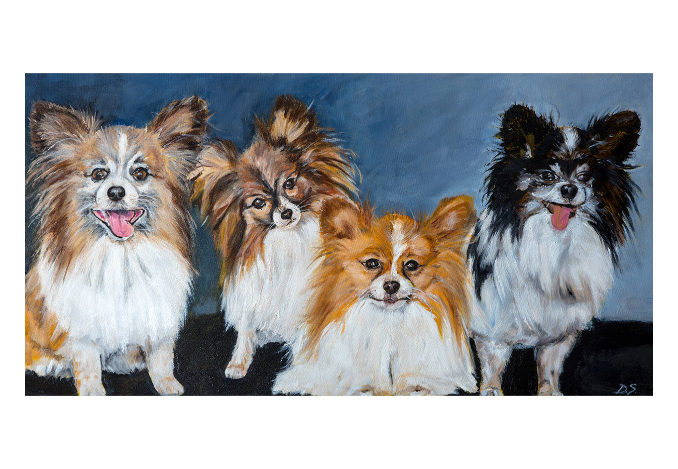 Four-Doggies