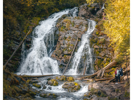 Kootenay Road Trip 2020 Scenes: Do Go Chasing Waterfalls in Fernie