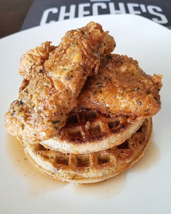 Chick'n & Waffles