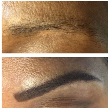 Permanent Makeup Powder Brows Glendale AZ