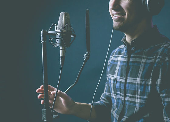 Business Casual Voice Overs by Andrew Lander