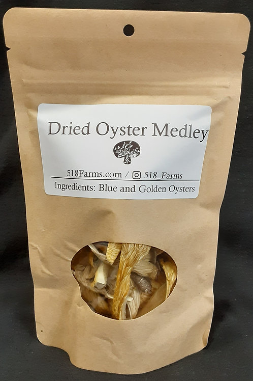 Dried Oyster Medley