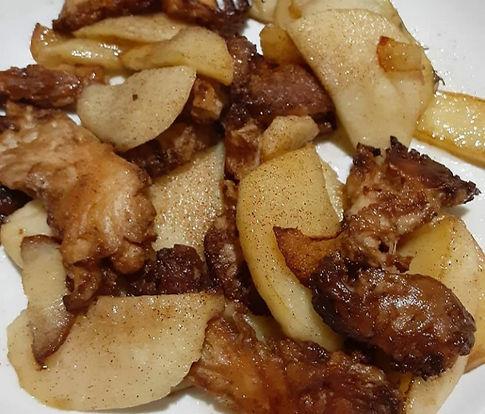 lions mane apple crisp.jpg