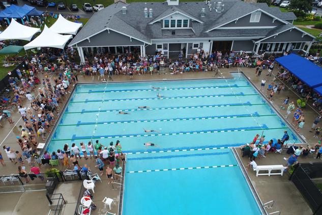 Salt Creek Swim Meet
