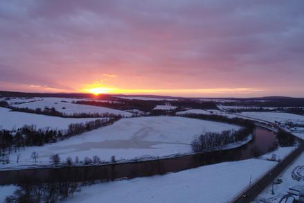 North East Kingdom Sunset